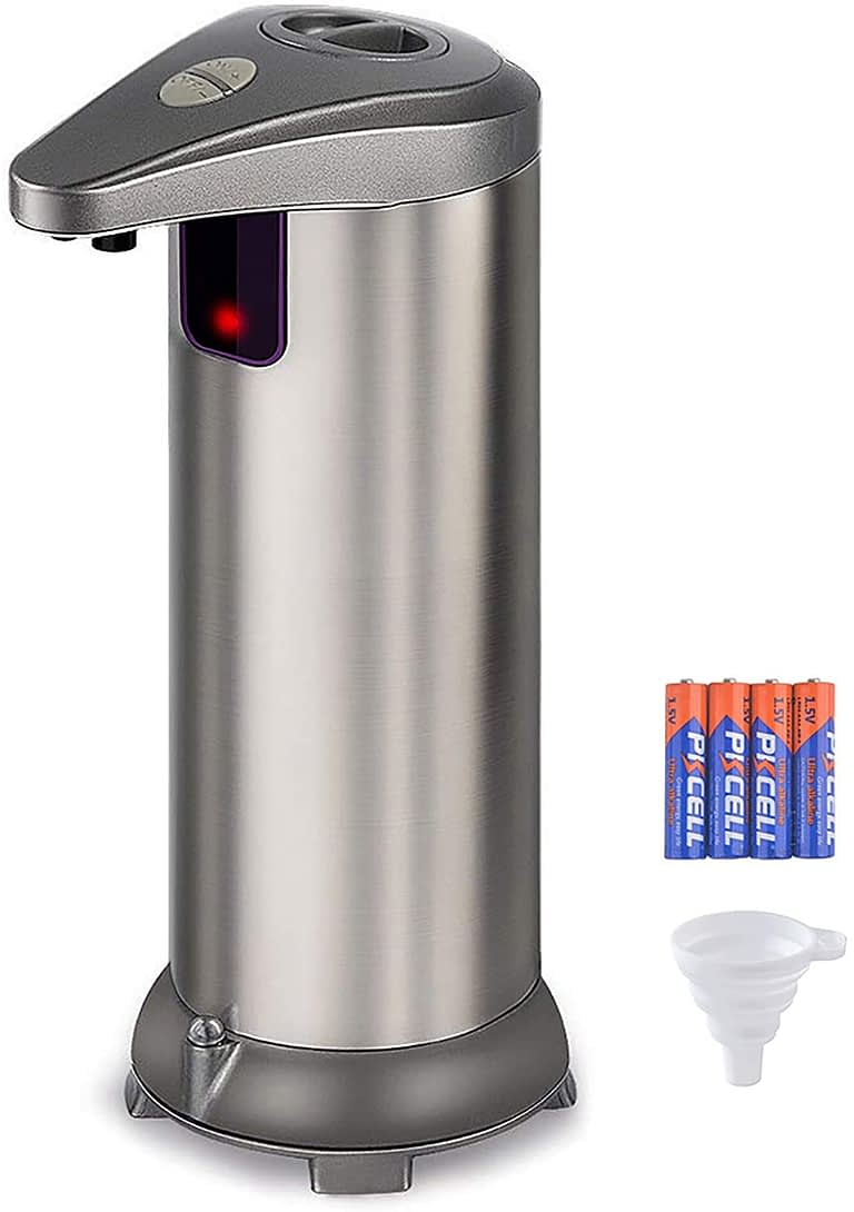 Zipu Automatic Soap Dispenser,Touchless Soap Dispenser