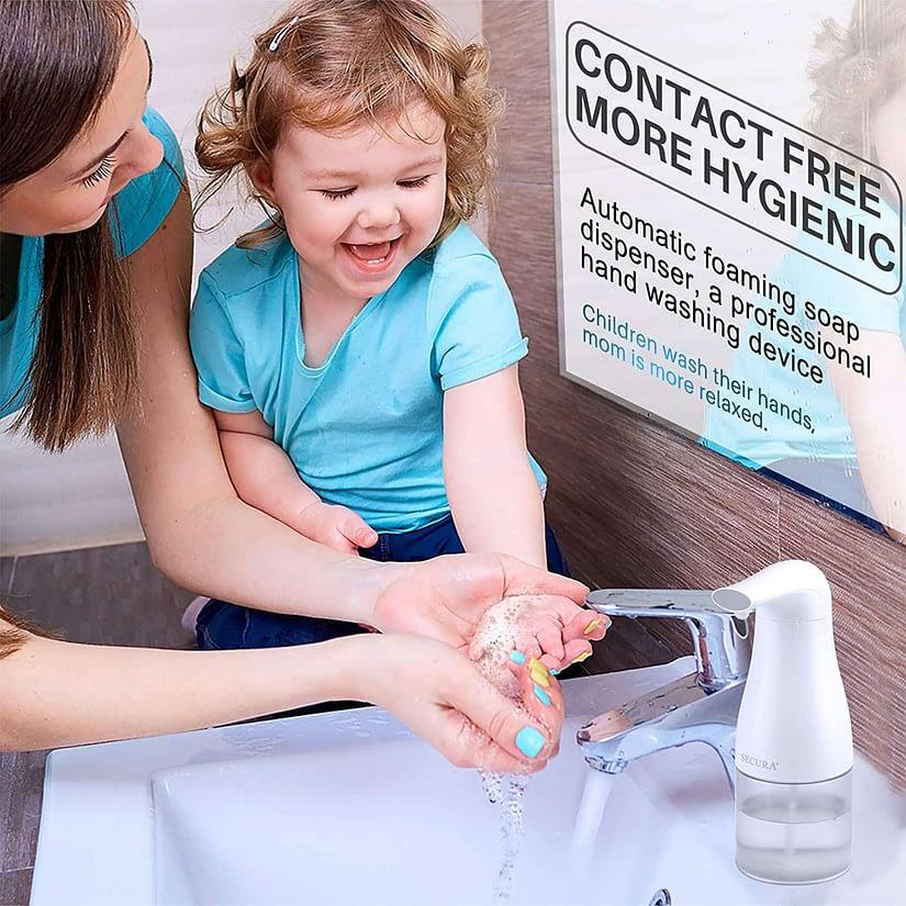 best touchless soap dispenser