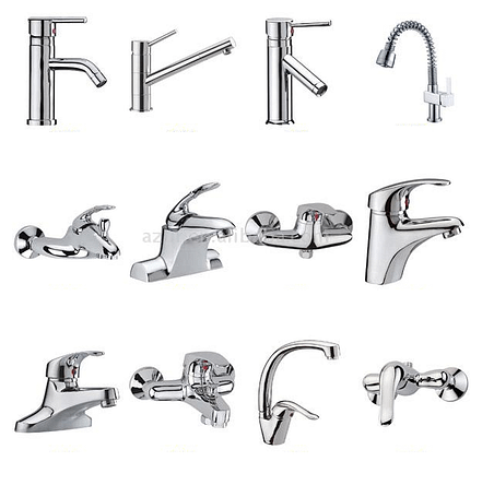 Types of Faucet Options that Beautify the Home