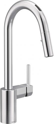 align u by moen touchless faucet